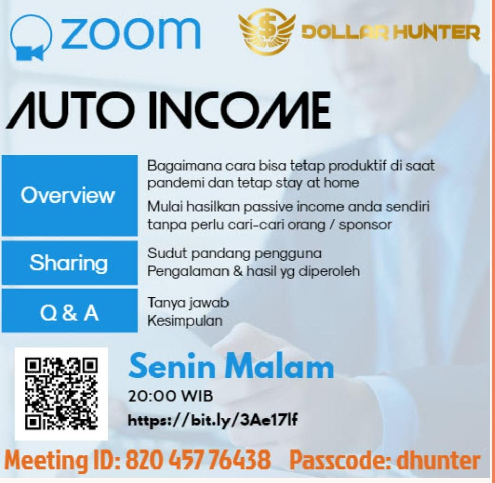 Read more about the article Cara Mendapatkan Automatic Income
