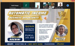 Read more about the article ZOOM Automatic Income Business Opportunity